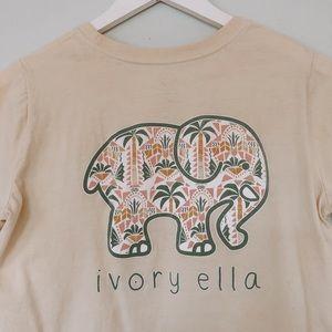 Ivory Ella Yellow Shirt